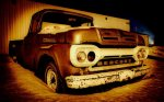 1961 Mercury 100 Pickup, Brock Enterprises, High Level, Alberta 20