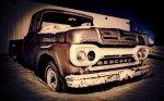 1961 Mercury 100 Pickup, Brock Enterprises, High Level, Alberta 22