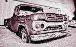 1961 Mercury 100 Pickup, Brock Enterprises, High Level, Alberta 25