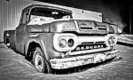 1961 Mercury 100 Pickup, Brock Enterprises, High Level, Alberta 26