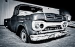 1961 Mercury 100 Pickup, Brock Enterprises, High Level, Alberta 13