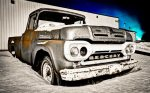 1961 Mercury 100 Pickup, Brock Enterprises, High Level, Alberta 14