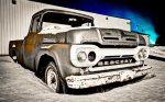 1961 Mercury 100 Pickup, Brock Enterprises, High Level, Alberta 15