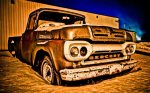 1961 Mercury 100 Pickup, Brock Enterprises, High Level, Alberta 16