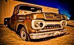 1961 Mercury 100 Pickup, Brock Enterprises, High Level, Alberta 16
