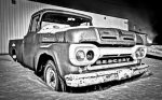 1961 Mercury 100 Pickup, Brock Enterprises, High Level, Alberta 17