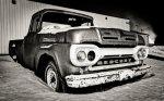 1961 Mercury 100 Pickup, Brock Enterprises, High Level, Alberta 18
