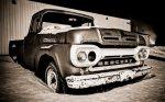 1961 Mercury 100 Pickup, Brock Enterprises, High Level, Alberta 19