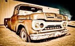 1961 Mercury 100 Pickup, Brock Enterprises, High Level, Alberta 11