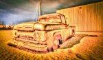 1961 Mercury 100 Pickup, Brock Enterprises, High Level, Alberta 10