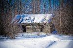 Homestead - Near Lone Barn & Figure Eight Lake, Alberta Highway 737