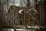 Disused Farmhouse - Nampa, Alberta 1