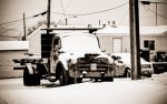 Nampa Flat Deck Truck 1