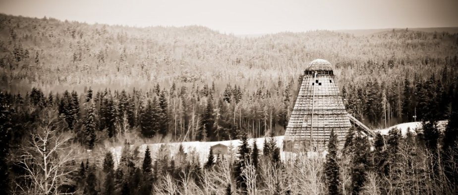 Saw Mill - Whitecourt
