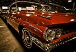 Pontiac Catalina, LeMay Car Museum - Tacoma, Washington