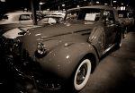 1939 Buick Century, LeMay Car Museum - Tacoma, Washington