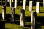 Grave Markers - Edmonton, Alberta 1