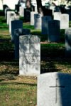 Grave Markers - Edmonton, Alberta 5