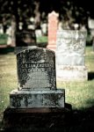 Grave Markers - Edmonton, Alberta 16