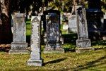 Grave Markers - Edmonton, Alberta 17