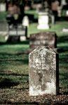 Grave Markers - Edmonton, Alberta 19