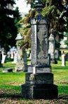 Grave Markers - Edmonton, Alberta 20
