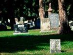 Grave Markers - Edmonton, Alberta 21