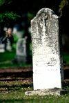 Grave Markers - Edmonton, Alberta 22