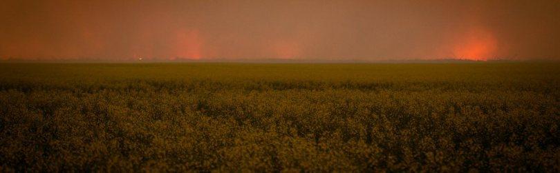 17 Fire - Wilson Prairie Road - La Crete, Alberta