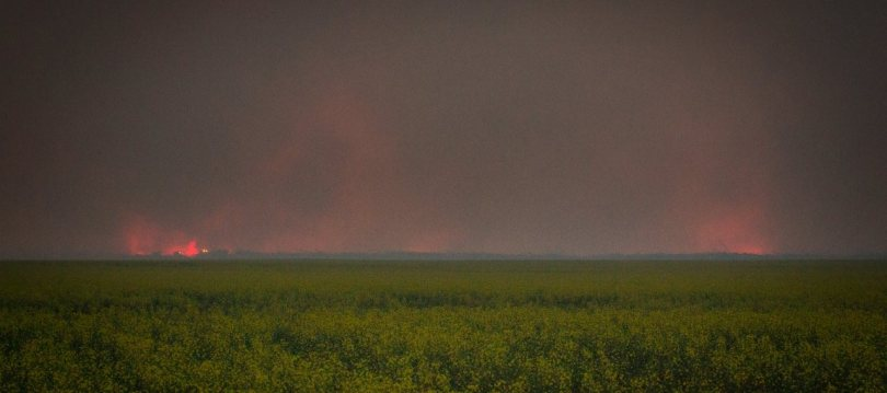 18 Fire - Wilson Prairie Road - La Crete, Alberta