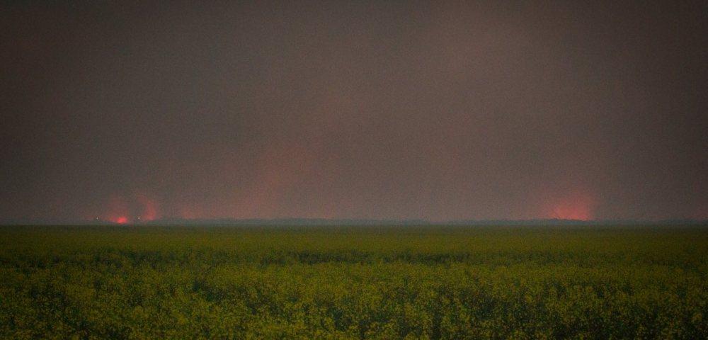 Wilson Prairie Wildfire (1/6)