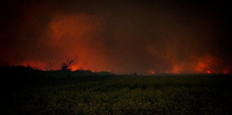 3 Fire - Wilson Prairie Road - La Crete, Alberta