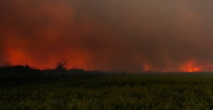 4 Fire - Wilson Prairie Road - La Crete, Alberta