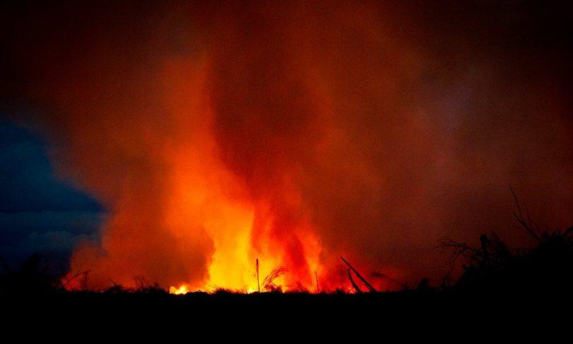 8 Fire - Wilson Prairie Road - La Crete, Alberta