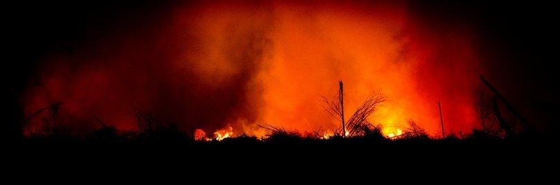 9 Fire - Wilson Prairie Road - La Crete, Alberta