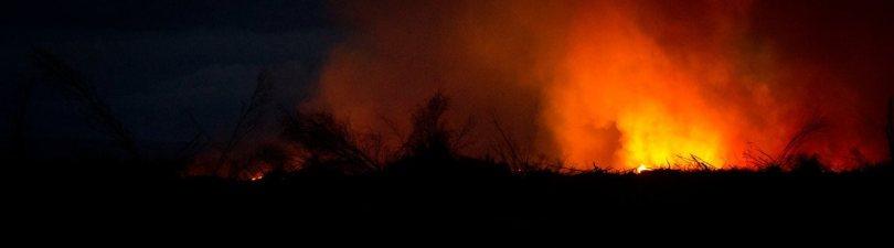 11 Fire - Wilson Prairie Road - La Crete, Alberta