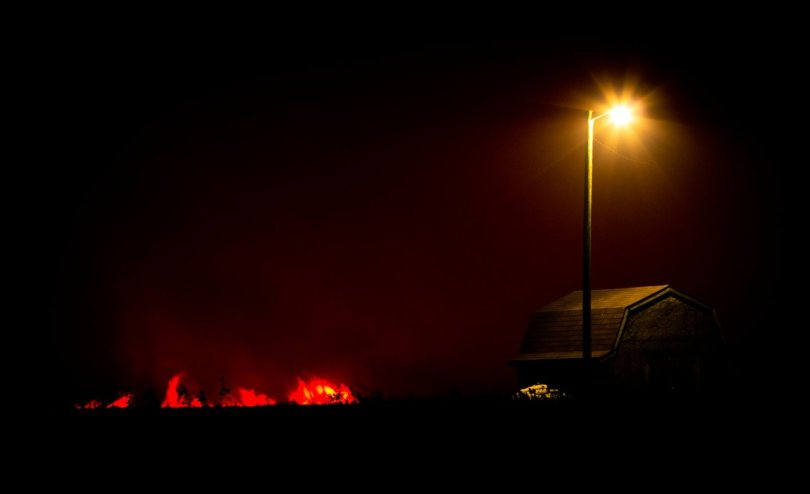 15 Fire - Wilson Prairie Road - La Crete, Alberta