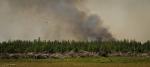 Water Slinging 8 - Wilson Prairie Fire, La Crete, Alberta