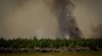 Water Slinging 11 - Wilson Prairie Fire, La Crete, Alberta