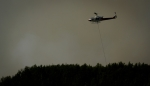 Water Slinging 13 - Wilson Prairie Fire, La Crete, Alberta