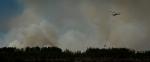 Water Slinging 17 - Wilson Prairie Fire, La Crete, Alberta