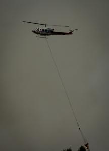 Water Slinging 18 - Wilson Prairie Fire, La Crete, Alberta