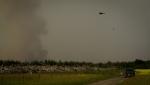 Water Slinging 19 - Wilson Prairie Fire, La Crete, Alberta