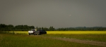 Tanker Lead Plane 3 - Wilson Prairie Fire, La Crete, Alberta