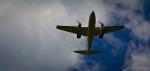 Tanker Lead Plane 7 - Wilson Prairie Fire, La Crete, Alberta