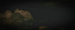 Tanker Lead Plane 8 - Wilson Prairie Fire, La Crete, Alberta