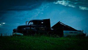 Fifties One Ton Truck - Edmonton, Alberta 3