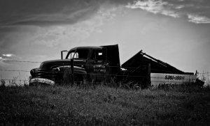 Fifties One Ton Truck - Edmonton, Alberta 1