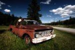 Ford & Mercury Valhalla – Vavenby, British Columbia – Truck 4