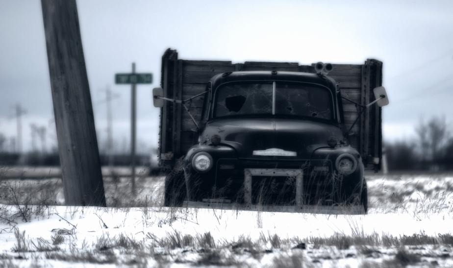 Chevrolet Grain Truck 1